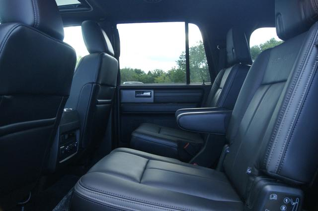 Ford Expedition MAX Platinum 10