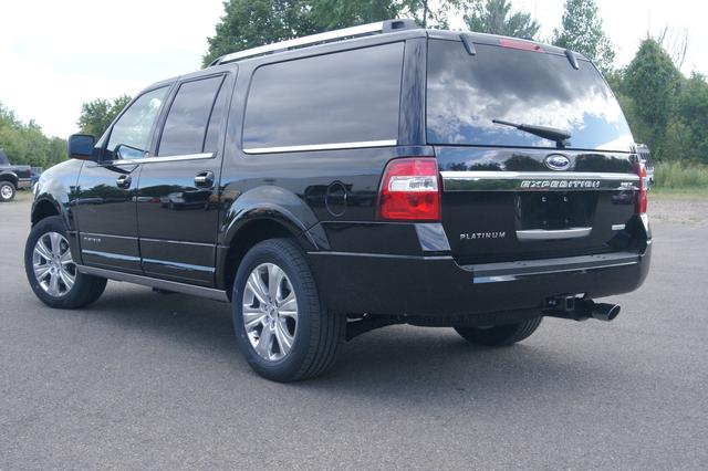 Ford Expedition MAX Platinum 3