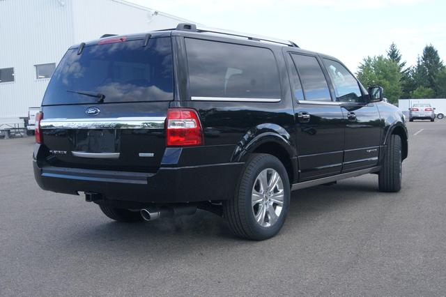 Ford Expedition MAX Platinum 5