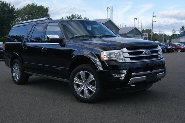 Ford Expedition MAX Platinum 7