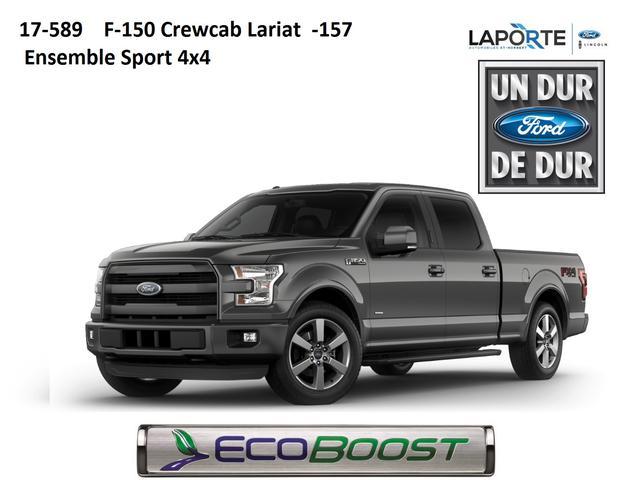 Ford F 150 Lariat 1