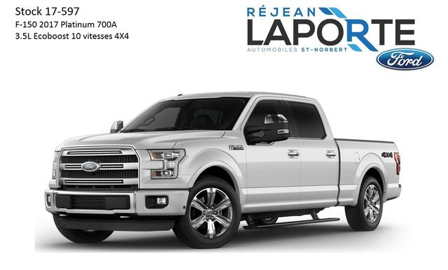 Ford F-150 Platinum 2