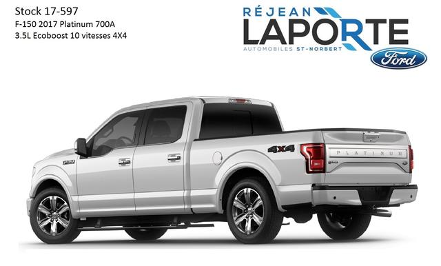 Ford F-150 Platinum 3