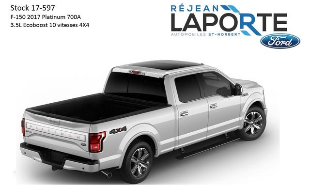 Ford F-150 Platinum 4
