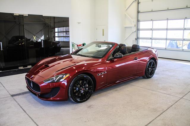 v hicule maserati granturismo convertible 2017 neuf vendre laval qu bec auto123. Black Bedroom Furniture Sets. Home Design Ideas