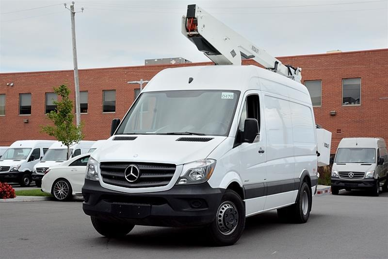 2015 Mercedes-Benz Sprinter V6 3500 cargo 144