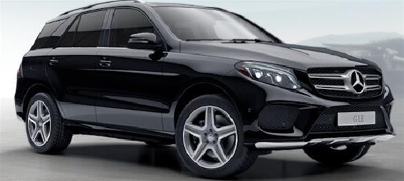 2017 Mercedes-Benz Gle550