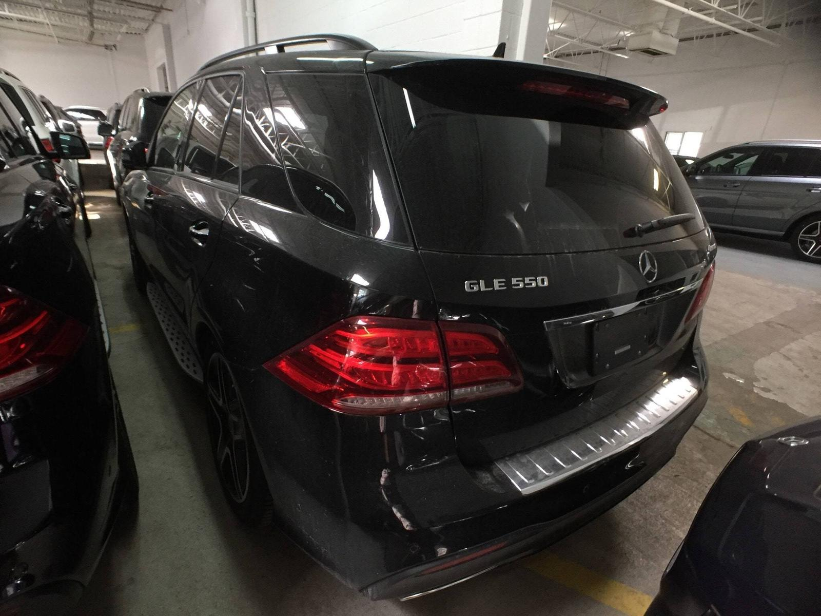 Mercedes-Benz Gle550 5
