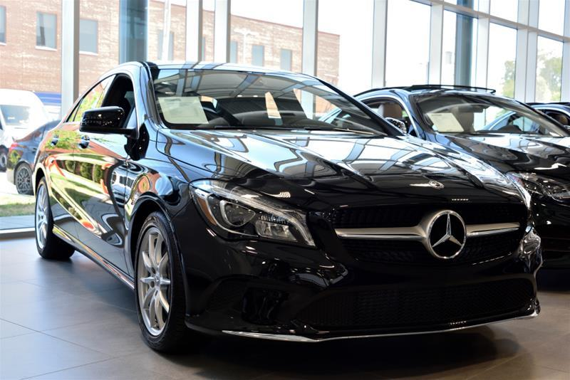 Mercedes-Benz Cla250 1