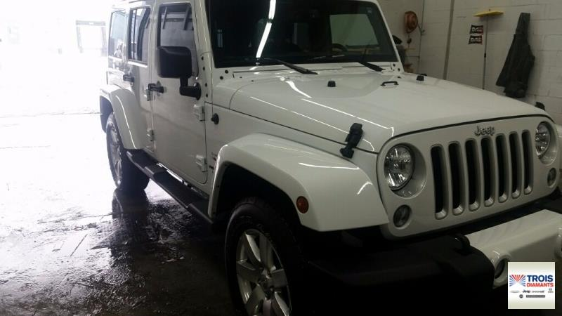 Jeep Wrangler Unlimited 4
