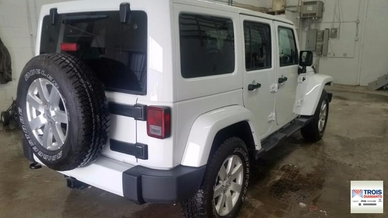 Jeep Wrangler Unlimited 5
