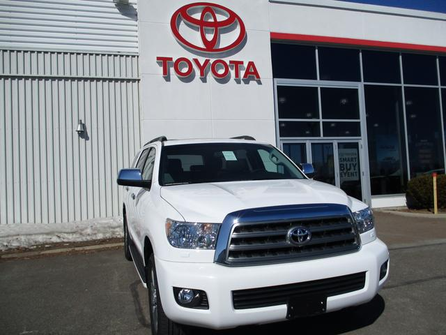 2017 Toyota Sequoia  4WD Limited 5.7L