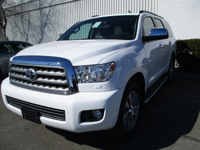 Toyota Sequoia  4WD Limited 5.7L 3