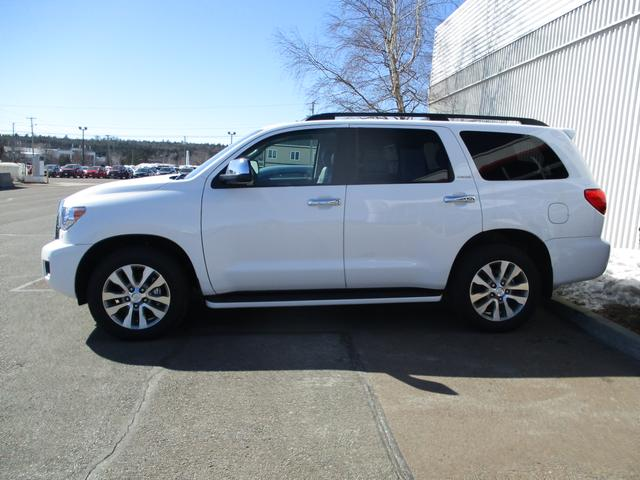 Toyota Sequoia  4WD Limited 5.7L 4