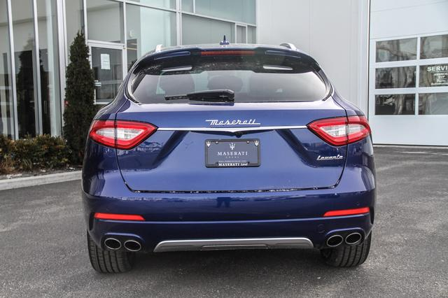 v hicule maserati levante 2017 neuf vendre laval qu bec auto123. Black Bedroom Furniture Sets. Home Design Ideas