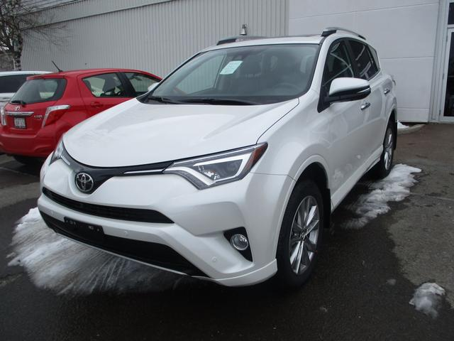 Toyota RAV4  AWD Limited 3
