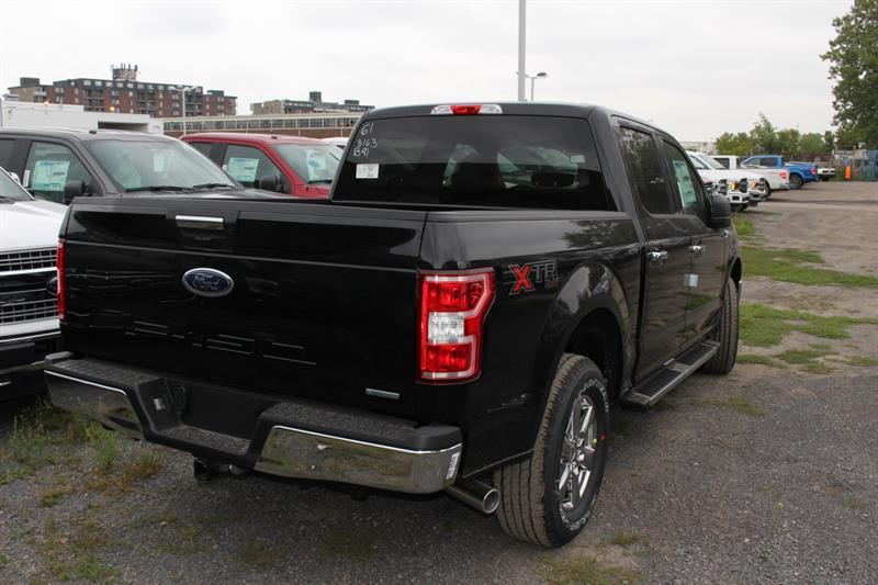 Ford F-150 4x4 Super Cab Short Bed 3