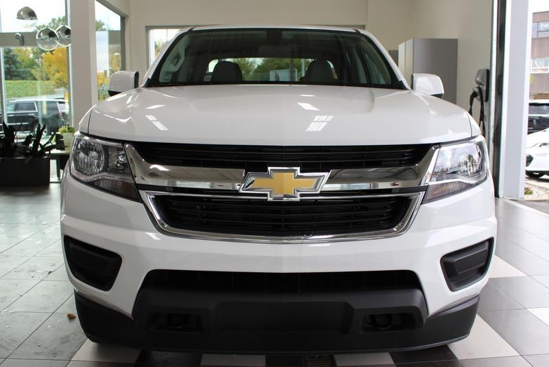 CHEVROLET TRUCK COLORADO 2