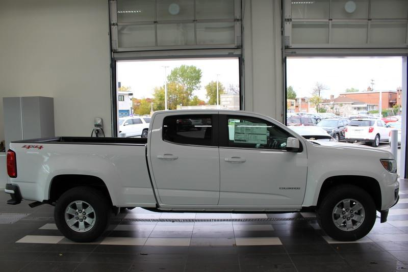 CHEVROLET TRUCK COLORADO 5