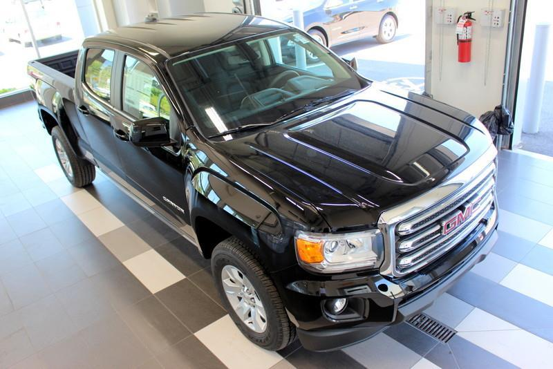 GMC Canyon 4