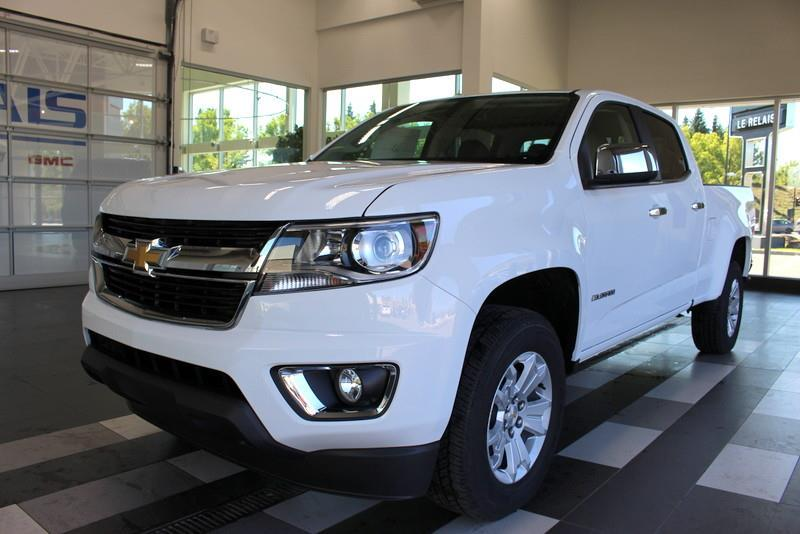 2019 CHEVROLET TRUCK COLORADO