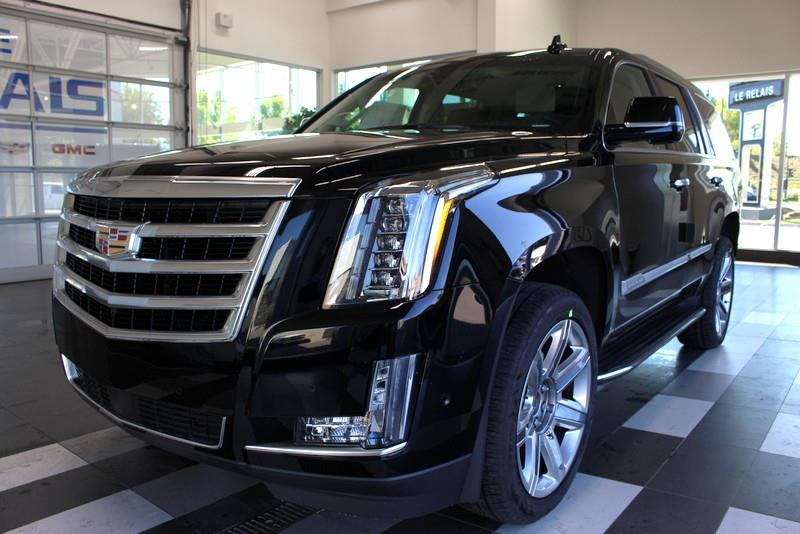 New Cadillac Truck Escalade 2019 For Sale In Montreal Quebec