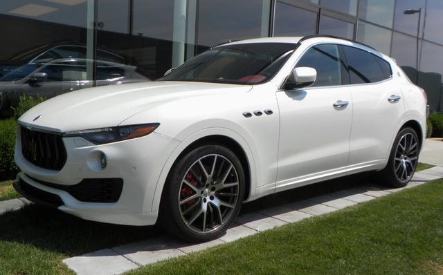 New Maserati Levante S 2017 For Sale In Montreal Quebec 8534670