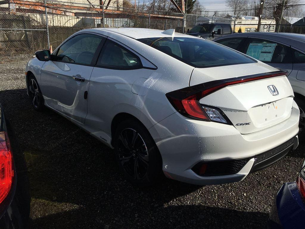 Honda Civic Coupe 4