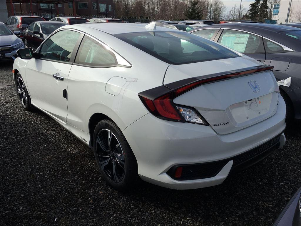 Honda Civic Coupe 5