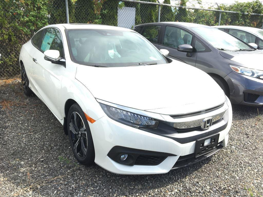 Honda Civic Coupe 2