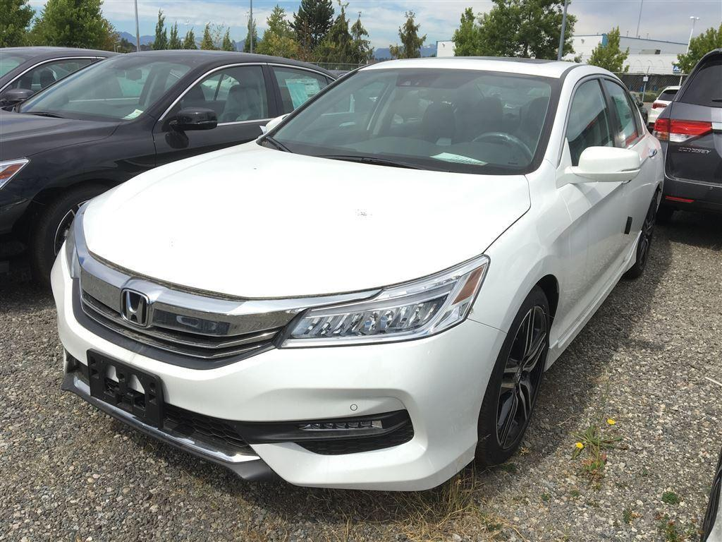 Honda Accord Sedan 1