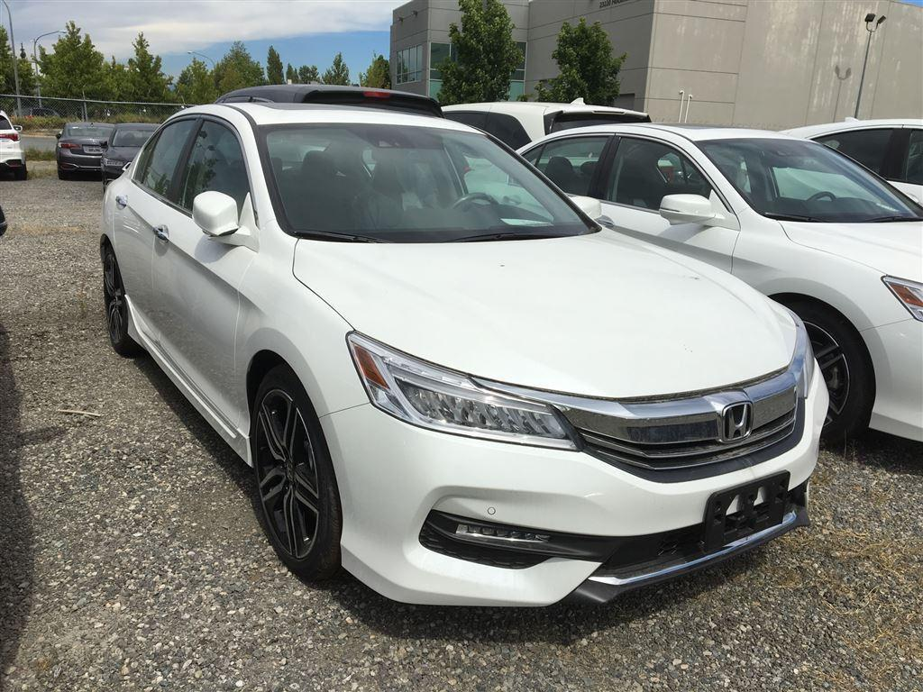 Honda Accord Sedan 2