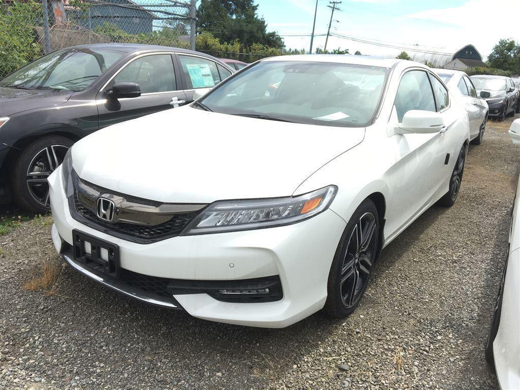 Honda Accord Coupe 1