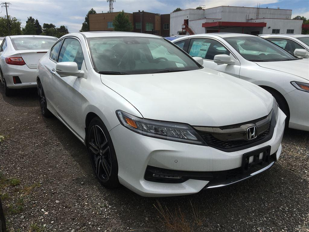 Honda Accord Coupe 2