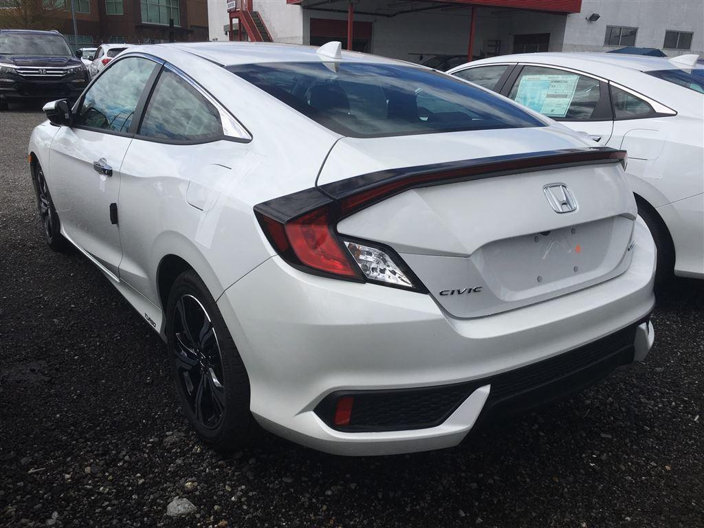 Honda Civic Coupe 3