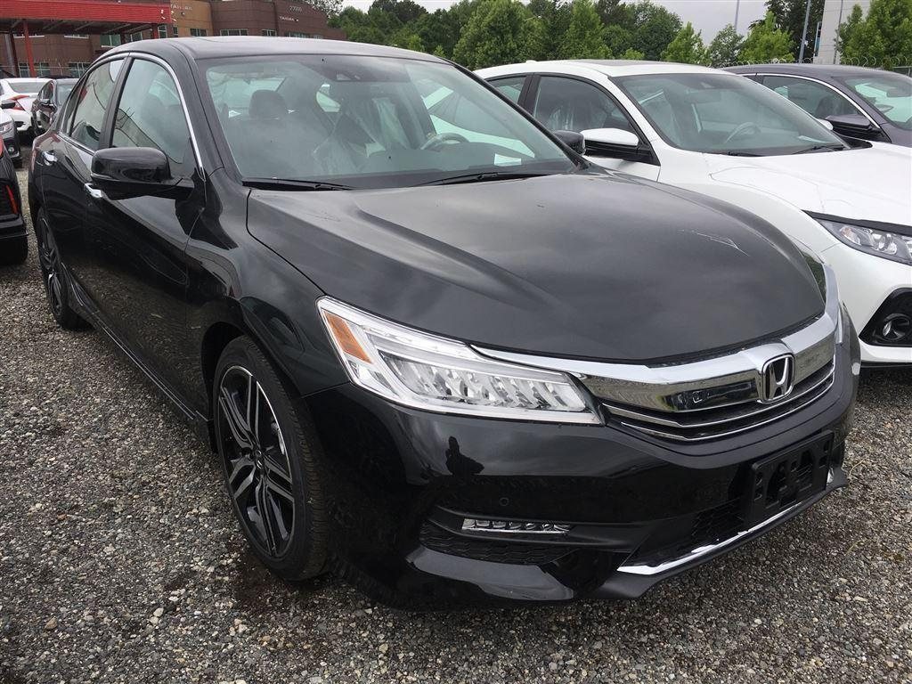 Honda Accord Sedan 5