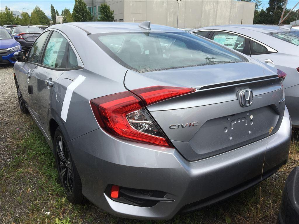 Honda Civic Sedan 4