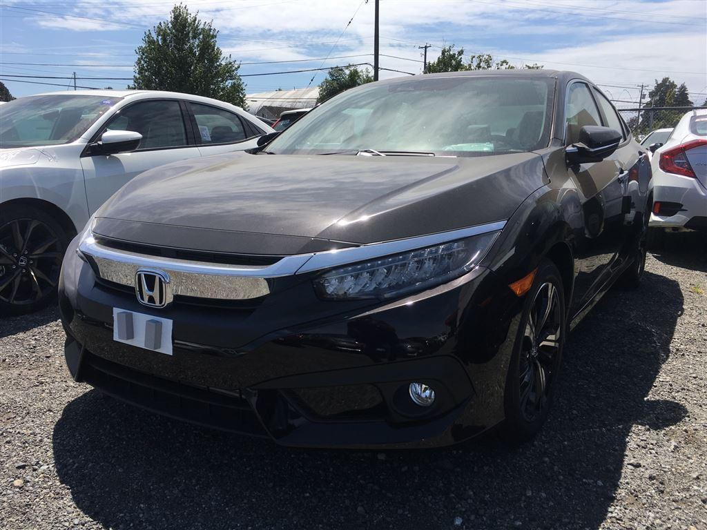 Honda Civic Sedan 1
