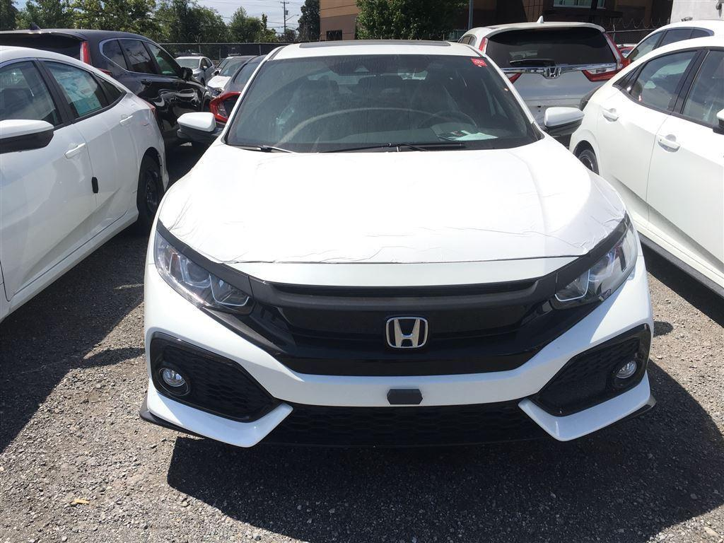 Honda Civic Hatchback 2
