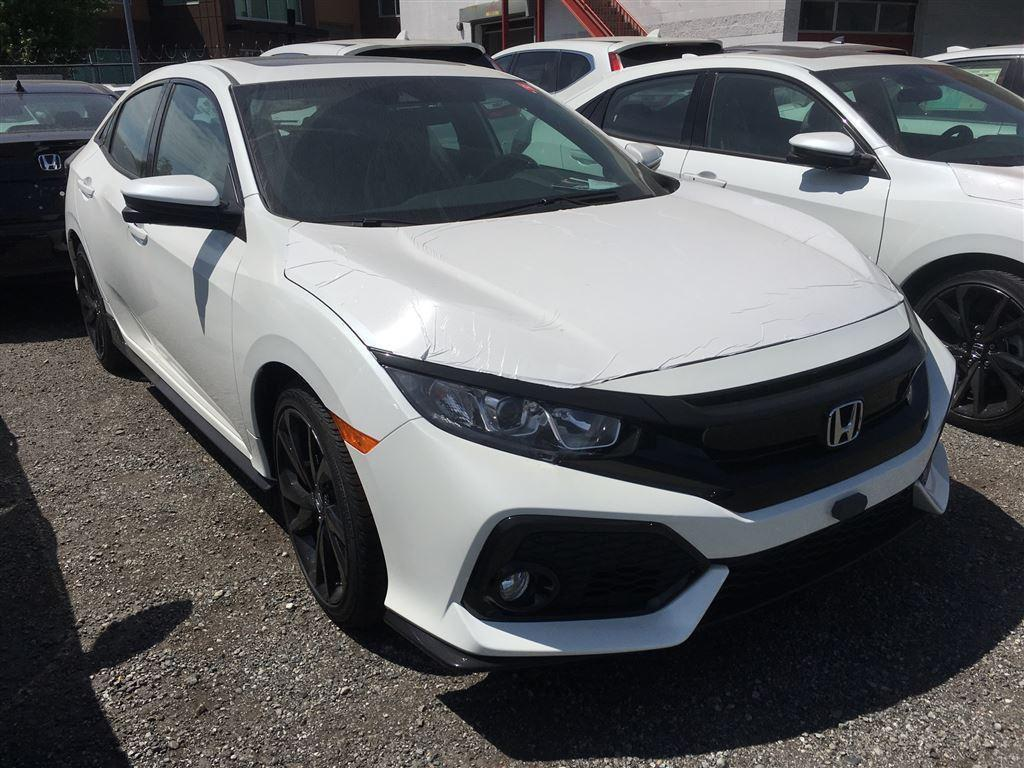 Honda Civic Hatchback 4
