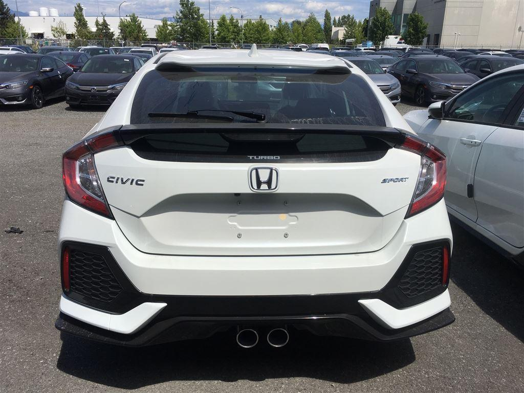 Honda Civic Hatchback 3