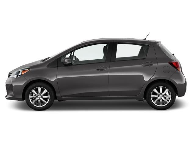 2018 Toyota Yaris Hatchback