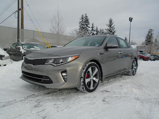 2018 Kia Optima SX