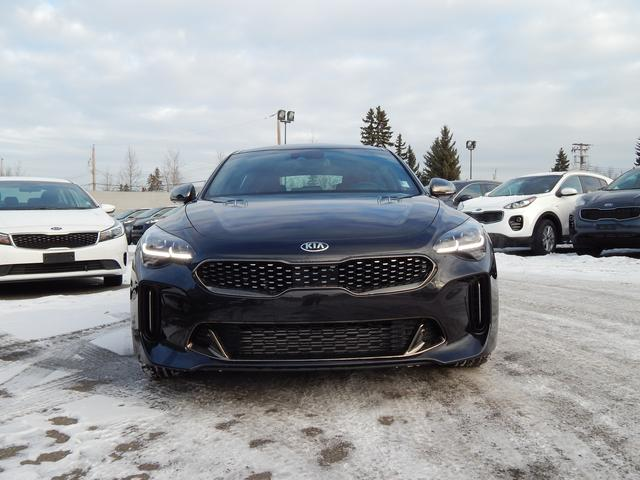 Kia STINGER GT LIMITED 2