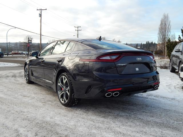 Kia STINGER GT LIMITED 4