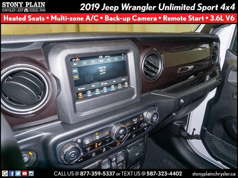 Jeep Wrangler Unlimited 14