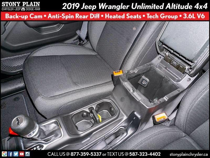 Jeep Wrangler Unlimited 16