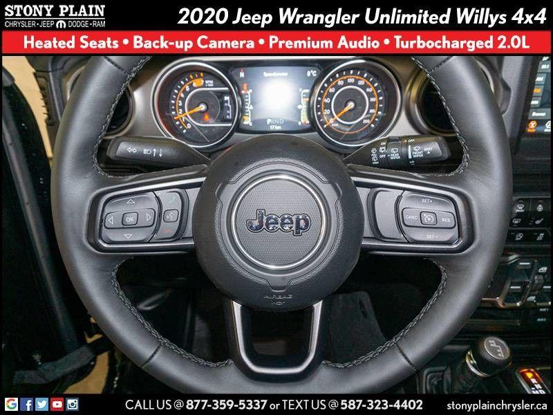 Jeep Wrangler Unlimited 12