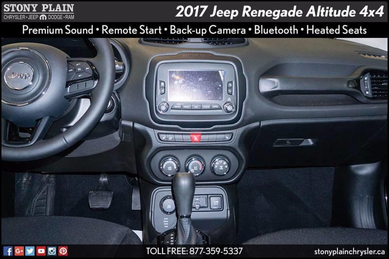Jeep Renegade 13