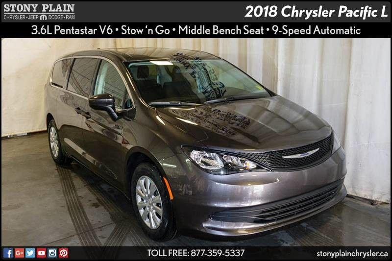 Chrysler Pacifica 8